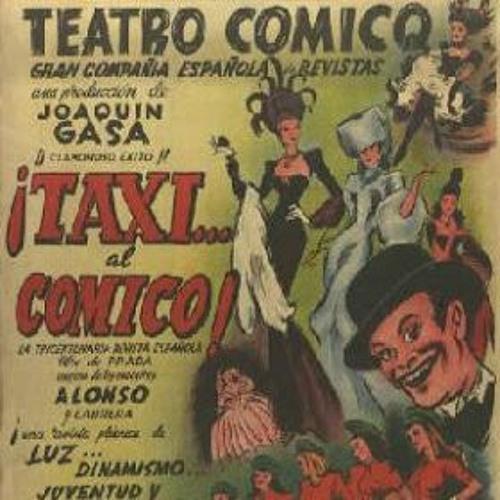 Taxi, al Cómico (1948)