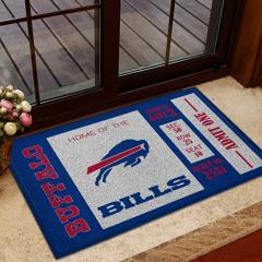 NFL Buffalo Bills Team Ticket Runner Doormat