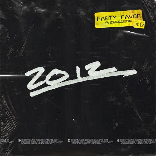 Party Favor - 2012