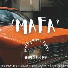 """""""MAFA"""" AFROBEAT WIKZID X OMAH LAY TYPE BEAT"""