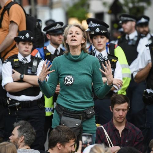 Extinction Rebellion's Gail Bradbrook (In Conversation)