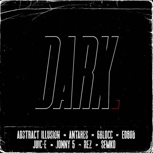 VA — DARK (Compilation by ed808 & 6Blocc) [LP]