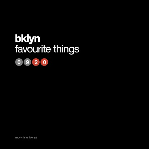 favourite things | 9.20