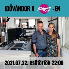 Idővándor a SlágerFM-en