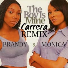 The Boy Is Mine _  Brandy & Monica (Carrera Remix) freedownload