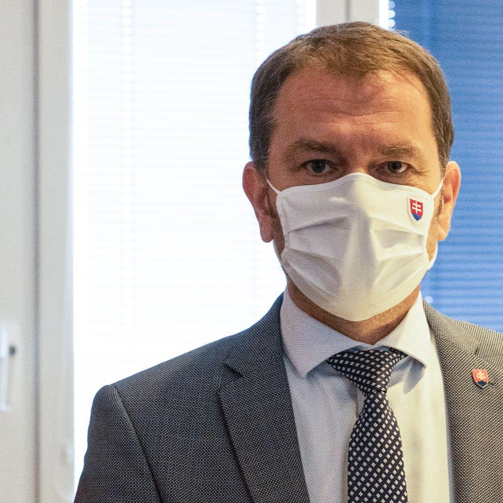 Igor Matovič - Ak o tri týždne nezačnú čísla infikovaných klesať, možnosťou zostane len lockdown