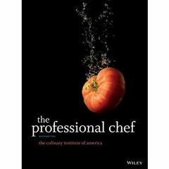 [F.R.E.E D.O.W.N.L.O.A.D R.E.A.D] The Professional Chef (Epub Kindle)
