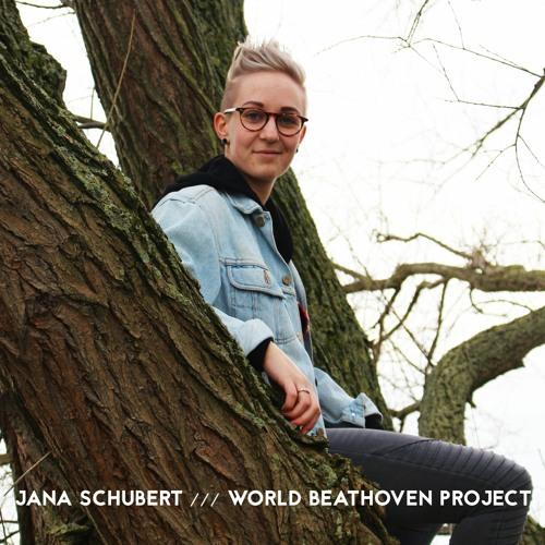 Jana Schubert - On Beethoven's theme from 'Moonlight Sonata'