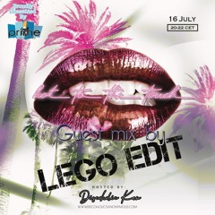 Hot To The Touch 160721 With Lego Edit & Discoholic Ken On Prime Radio