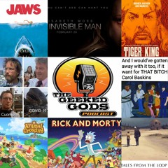The Geeked Gods Podcast-Social Distancing Episode
