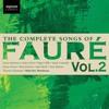 3 Songs, Op. 85: No. 1, Dans le forêt de Septembre
