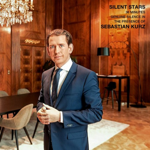 36 Minutes Genuine Silence in the Presence of Sebastian Kurz