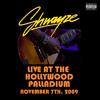 Corona And Lime (Live At The Hollywood Palladium)