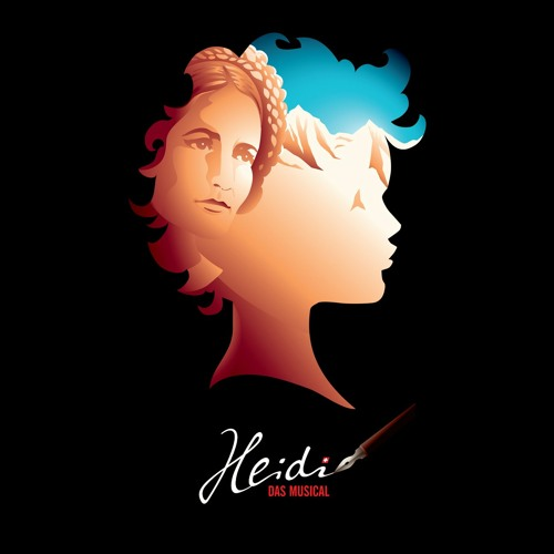HEIDI. Original Cast. Switzerland 2005. Live recording of all of the Songs (in show order)