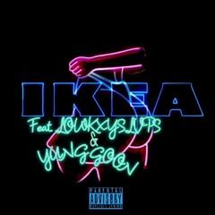 IKEA Feat. LOWKXYSLVPS & Yung Goon
