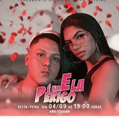 MC DB - ELA É UM PERIGO (( DJ KS PROD DJ RC  ))