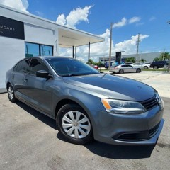 Volkswagen Jetta 2014 Model Car for Sale | Luxe Motorcars Palm Beach