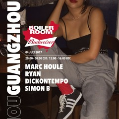 第31集 Simon B - Boiler Room Guangzhou X Budweiser set 2017.7.4
