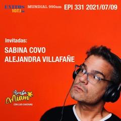 "EPI 331 ""ARRIBA MIAMI"" Sabina Covo / Alejandra Villafañe"