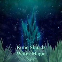 Rune Shards Of Water Magic