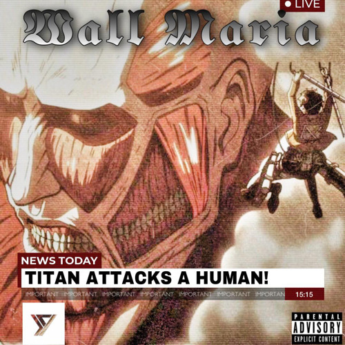 Wall Maria (prod. by overkill.it)