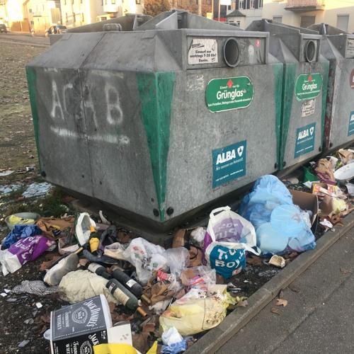 Kurz mal nachgedacht: Mit Verpackungssteuer gegen den Müll