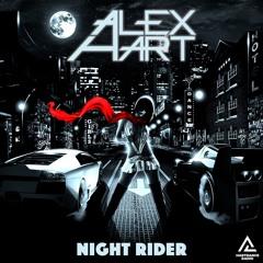 Alex Hart - Night Rider (Radio Edit)