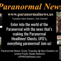Paranormal News w/ Michael Angley from 04 13 202
