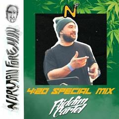 NFHS 002 | 4:20 Special Mix: Riddim Cartel (Herb DNB)