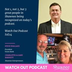 Watch Out S1E14 Steve Wallace & Gary And Charlotte Barnett