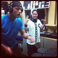 DJ G-Spot (12inchVinyl,4Turntable)& Ryno (Drums):NoEFX#08 Live@Club939 78Strippers