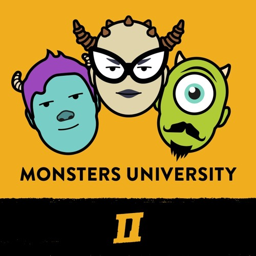 Season 6 Episode 9 - Monsters University