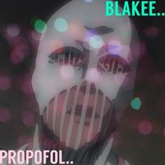 PROPOFOL.. (prod. nothere + tenoji)
