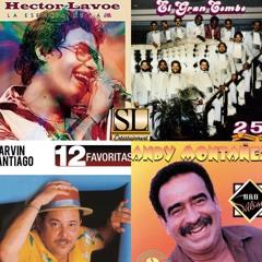Salsa Rumbera de Puerto Rico (Andy Montañez, Marvin Santiago, El Gran Combo)mixed by Kevin Fiesta