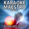 Cold Shoulder (Karaoke Version) [Originally Performed By Adele]