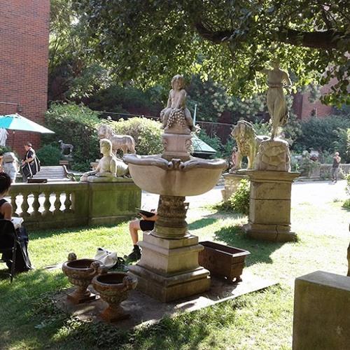 Soho - The Elizabeth Street Garden