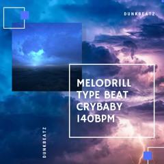 "FREE MeloDrillType Beat - ""CryBaby"" | Rap Instrumental 2021"
