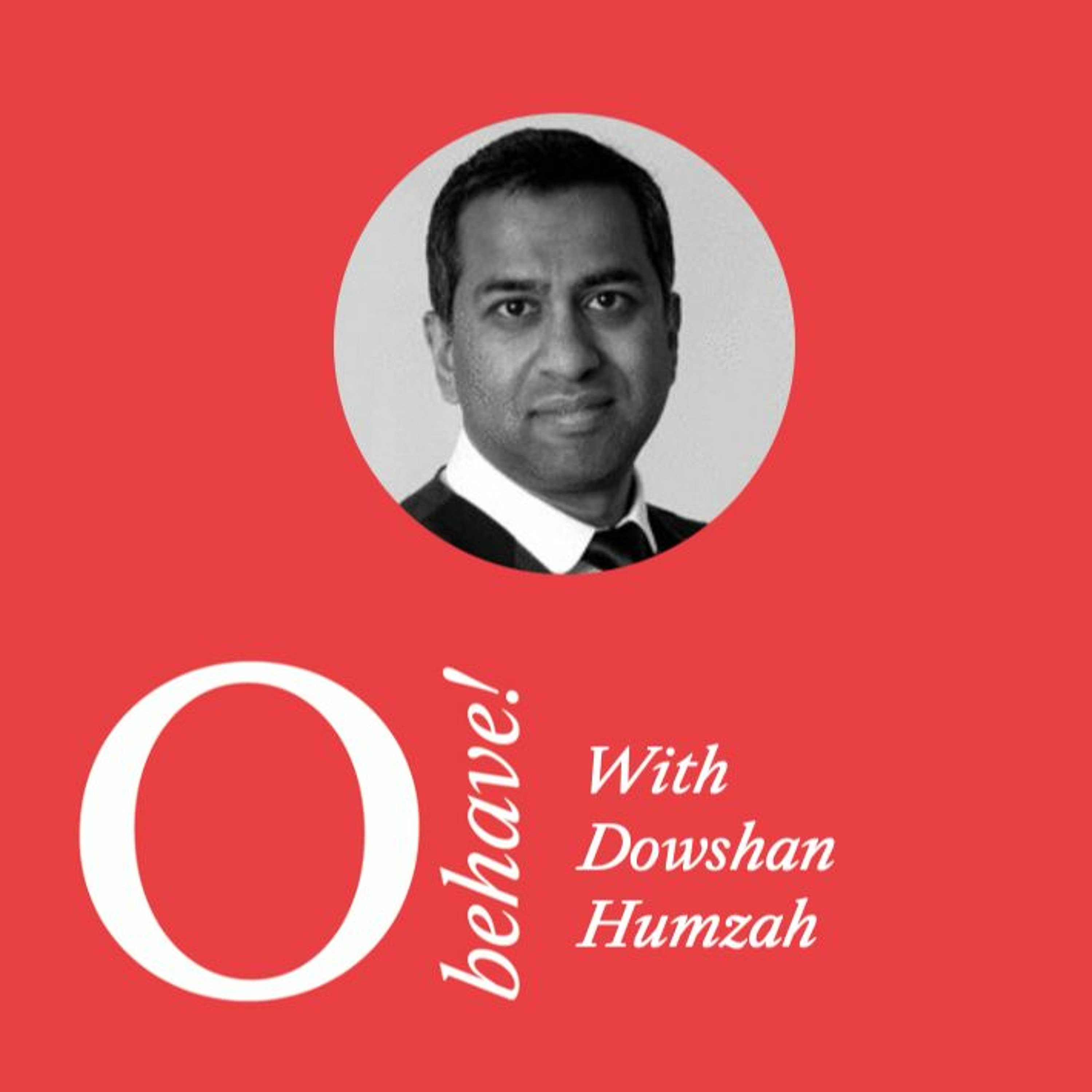 #34 - Creative Consulting with Dowshan Humzah
