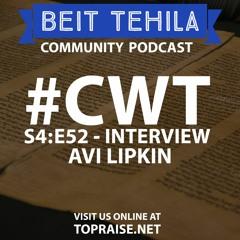 CWT S4:E52 - Interview: Avi Lipkin - Ryan Cabrera
