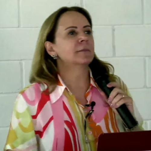 Seminário Genética Saúde e Doença sob o Enfoque Espírita - Drª Agnes Cristina 1ª Parte