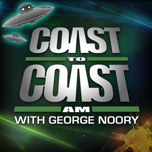 George Knapp interviews Seán O Nualláin on Coast to Coast AM