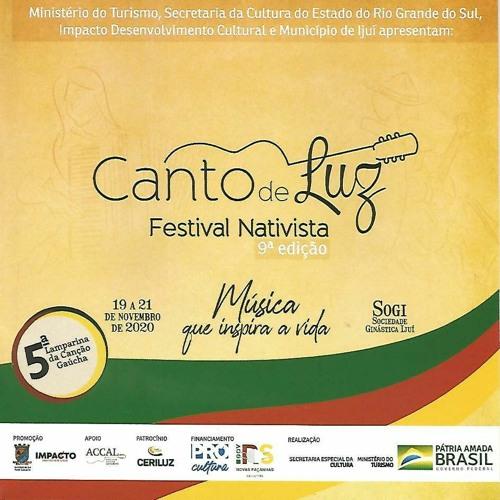 Festival Nativista Canto de Luz - 9ª edição