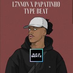 Beat-- Tipo L7nnon x Papatinho