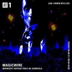 Gabriola ~ Midnight Vapour Trail Ep.61