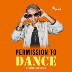 Permission To Dance (Permiso para Bailar)