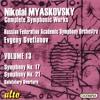Symphony No.17 In G Sharp Minor, Op.41 - Iv - Andante - Allegro Molto Animato