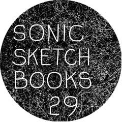29 SONIC SKETCHBOOKS - lockdown
