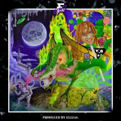 """Trippie Redd x Lil Uzi Vert Type Beat 2021 Prod By Ellias X Poison """"High"""" 150bpm"""