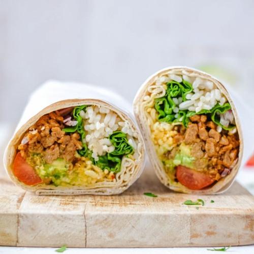 FOOD SESSIONS 004: VEGGIE BURRITOS