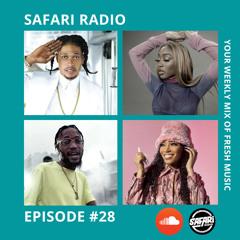 SAFARI RADIO EPISODE #28
